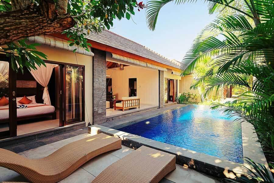 Lasanti Villas And Spa Seminyak Bali Experience Romantic Getaway In Seminyak